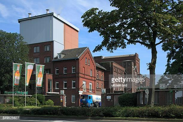 DKrefeld Rhine Lower Rhine Rhineland North RhineWestphalia NRW Koenigshof brewery former Rhenania brewery dark beer brewery