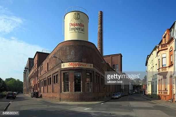 DKrefeld Rhine Lower Rhine Rhineland North RhineWestphalia NRW DKrefeldUerdingen Dujardin Imperial brandy distillery brandy spirits cognac factory...