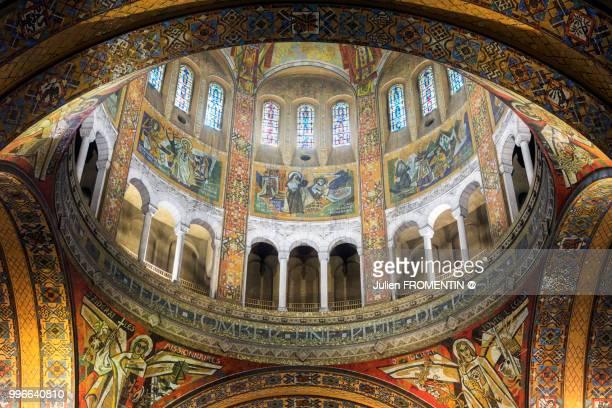 Dôme de la Basilique Sainte-Thérèse de Lisieux, Normandy