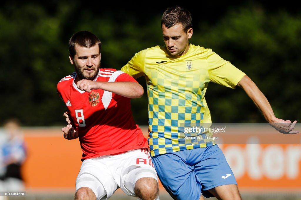 Ukraine CP Team v Russia CP Team : News Photo