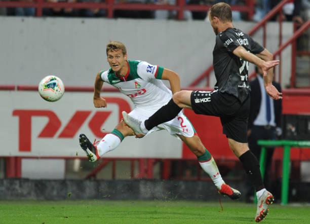 RUS: FC Lokomotiv Moscow vs FC Rubin Kazan - Russian Premier League