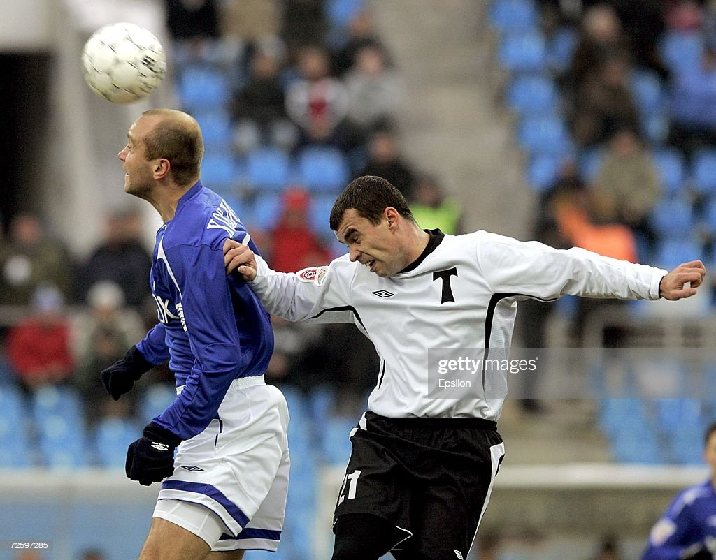 Dmitry Khokhlov - a football player with a capital letter 51