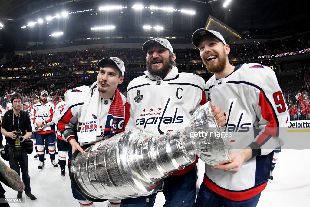 2018 NHL Stanley Cup Final - Game Five : Nieuwsfoto's