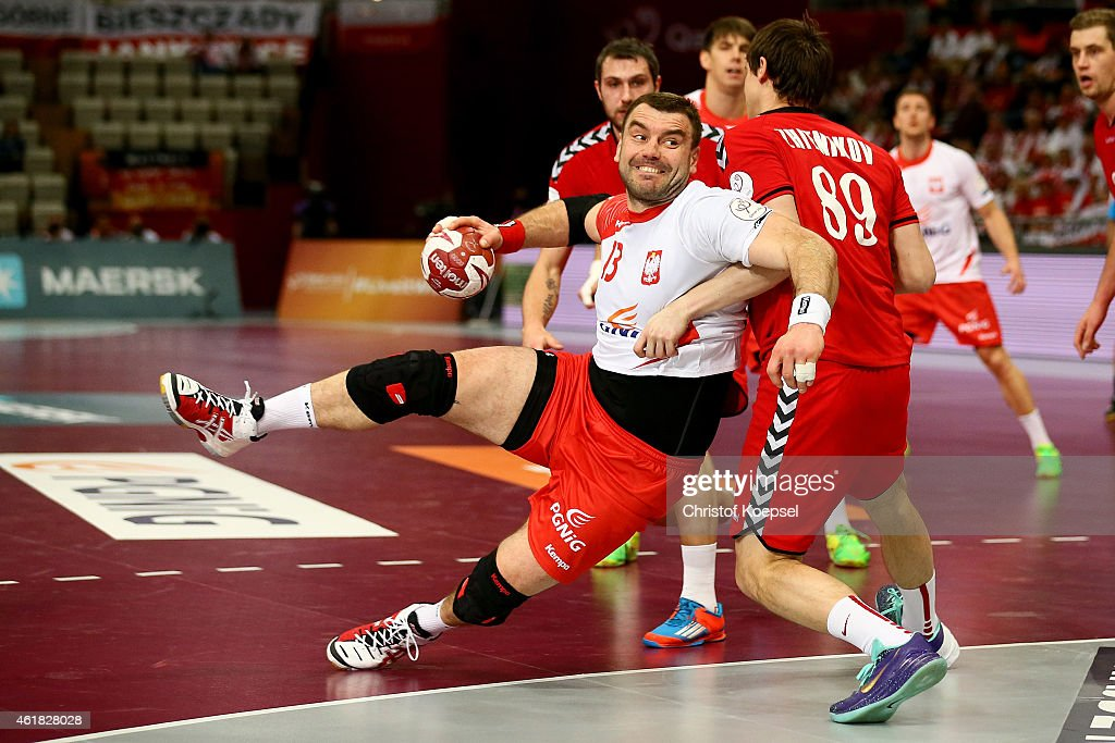 Poland v Russia  - 24th Men's Handball World Championship