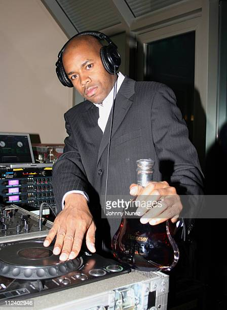 Nice during Black Sport Agents Association presents the 2006 Achievement Awards and After Party Sponsored by Hennessy at Tribeca Penthouse in New...