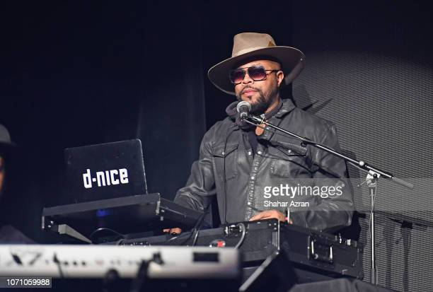 Nice performs at The Apollo Theater on December 9 2018 in New York City