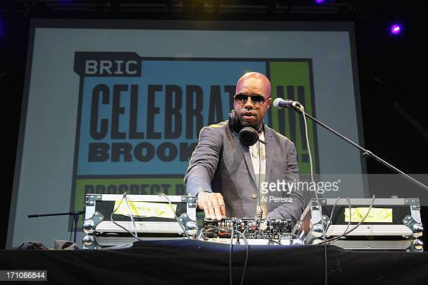 Nice performs during Celebrate Brooklyn 2013 at the Prospect Park Bandshell on June 20 2013 in the Brooklyn borough of New York City