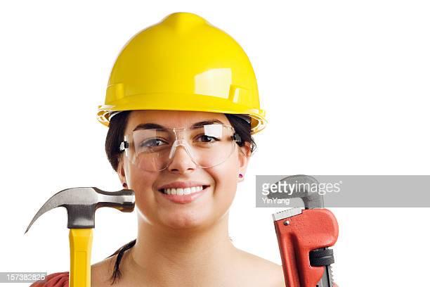 Do It Yourself Handy Woman