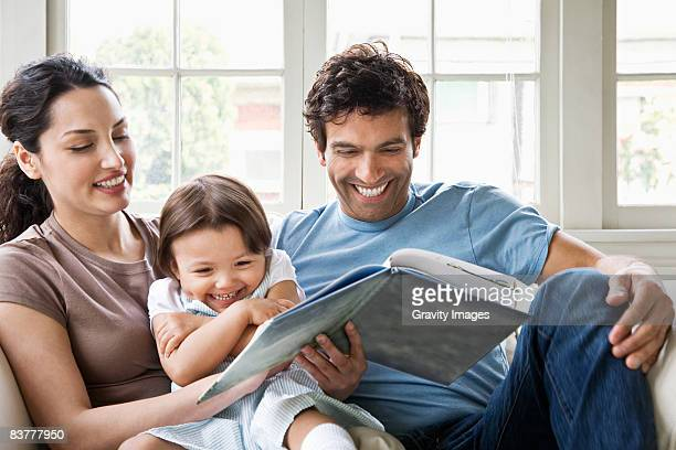 do it yourself  - family with one child stock pictures, royalty-free photos & images
