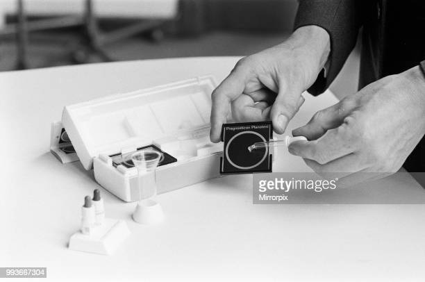 1968 stock photos and pictures getty images a do it yourself pregnancy test kit made in sweden july 1968 solutioingenieria Choice Image