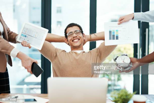 i do my best when the heat is on - delegating stock photos and pictures