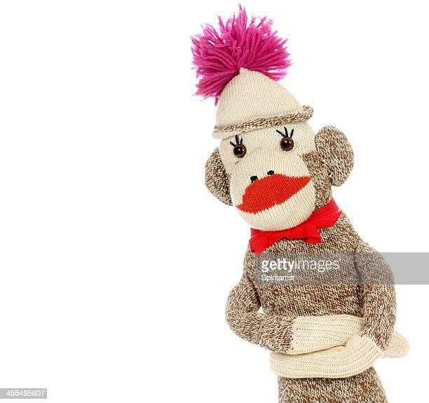 'Do No Evil' Sock Monkey