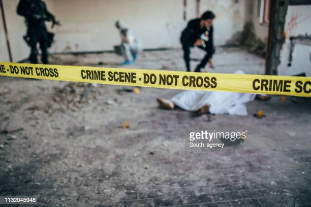 do not cross crime scene - crime scene stock pictures, royalty-free photos & images