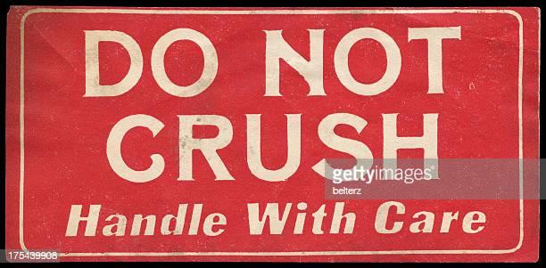 Nicht crush label