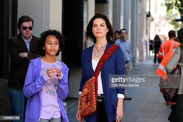 Do Not Pass Go Ellie Danville left with her mom Det Josephine Jo Danville on CSINY scheduled to air Friday Oct 29 on the CBS Television Network