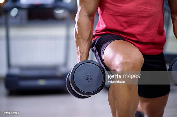 do not skip leg day - gym stock pictures, royalty-free photos & images