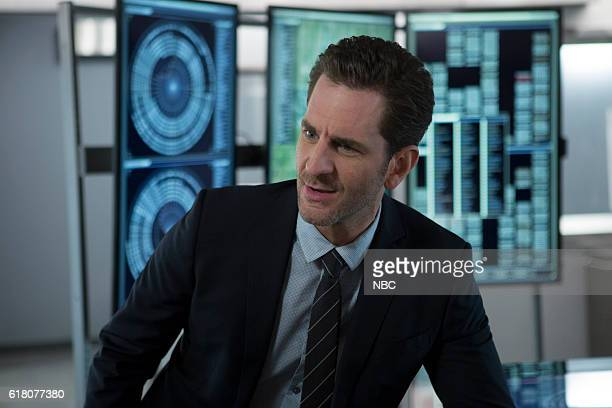 BLINDSPOT 'Do Not Slack the Featherweight Wins' Episode 208 Pictured Aaron Abrams as Matthew Weitz