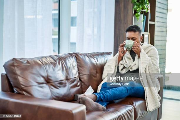 do what you've gotta do to recover from the flu - pneumonia stock pictures, royalty-free photos & images