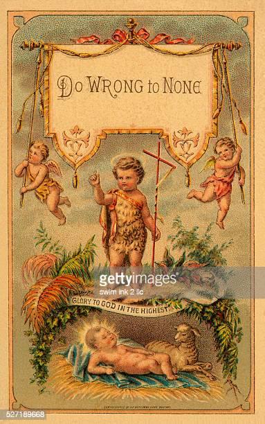 Do Wrong to None Postcard