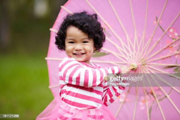 Do you like my umbrella?