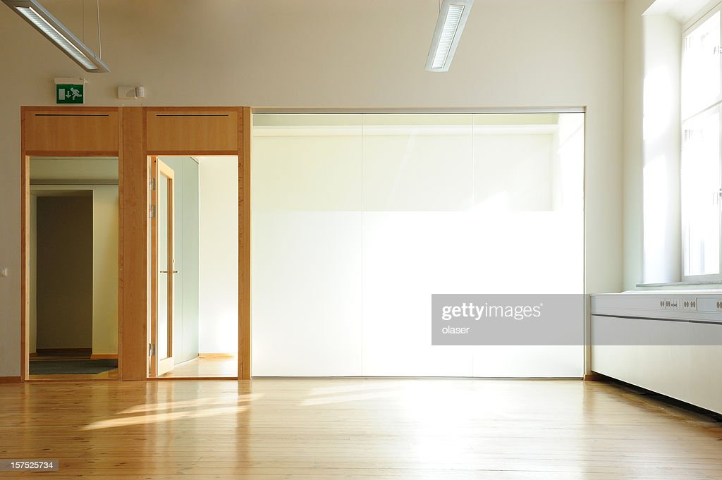 bright office. Do You Want That Bright Office In The Corner? : Stock Photo