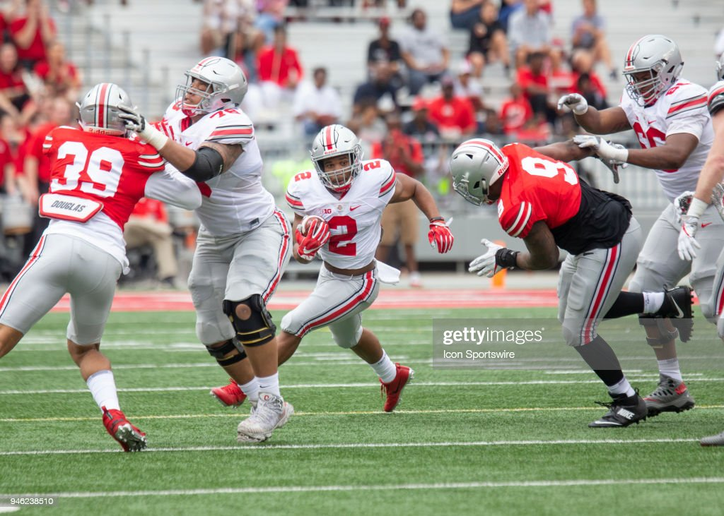 College Football Apr 14 Ohio State Spring Game Pictures Getty Images