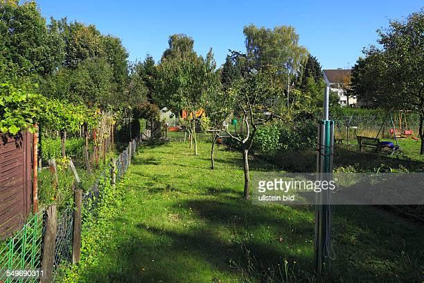 Oberhausen, Lower , Ruhr area, land, North -Westphalia, NRW, D-Oberhausen-Osterfeld, Eisenheim settlement, workers settlement, route of industrial...
