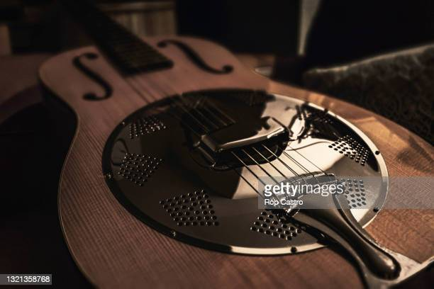 dobro guitar - rob castro stock pictures, royalty-free photos & images