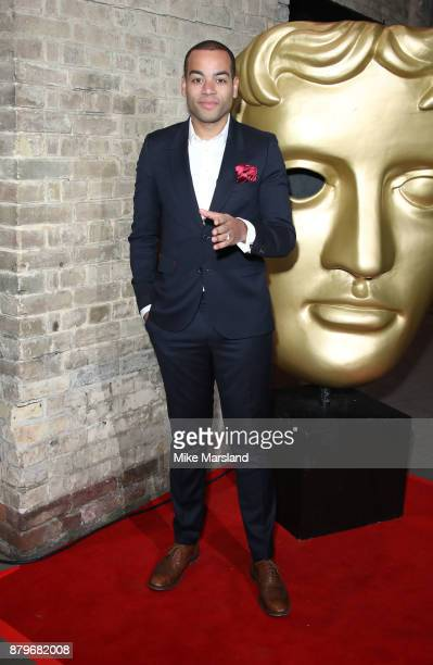 Doc Brown attends the BAFTA Children's awards at The Roundhouse on November 26 2017 in London England