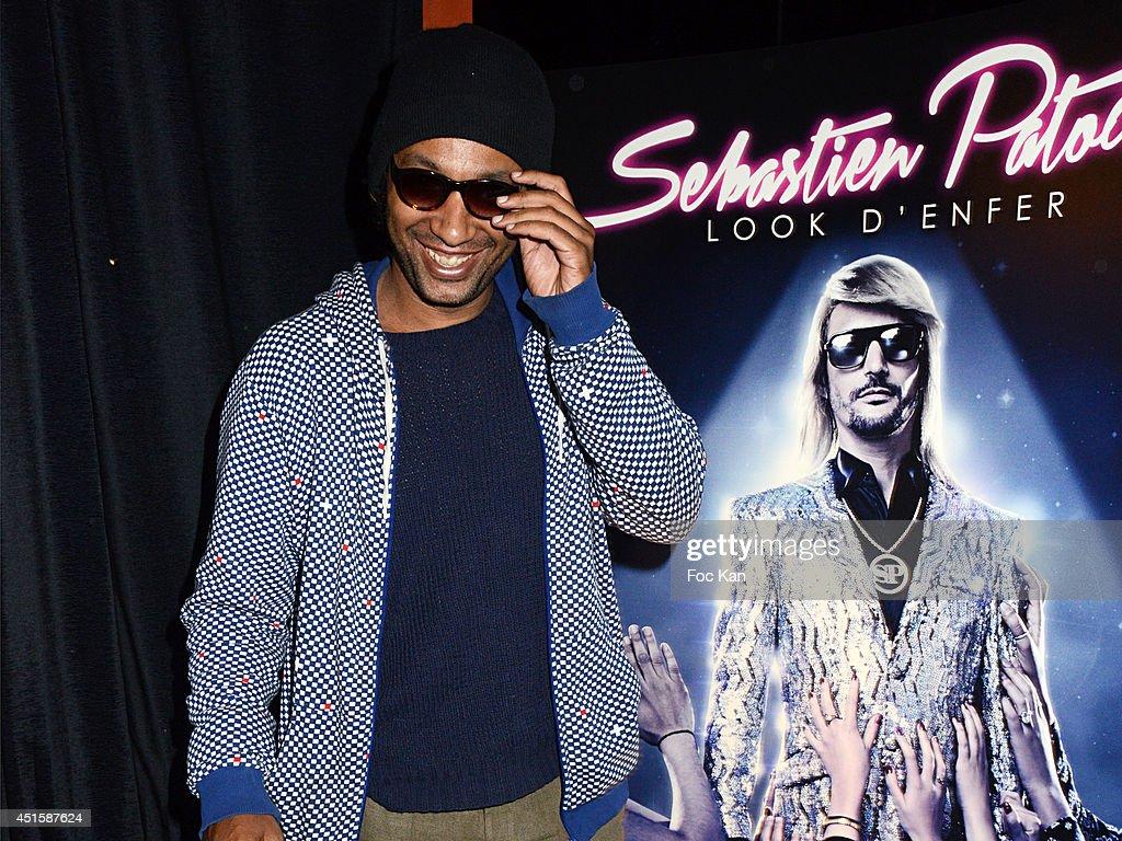 'Un Look D'Enfer' Sebastien Patoche Show Case Party In Paris