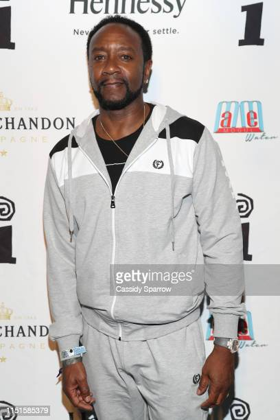 Doc Wynter attends IGA BET PreAward Party at Poppy on June 22 2019 in Los Angeles California