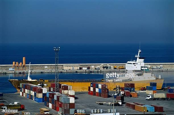 Dock at Marseille
