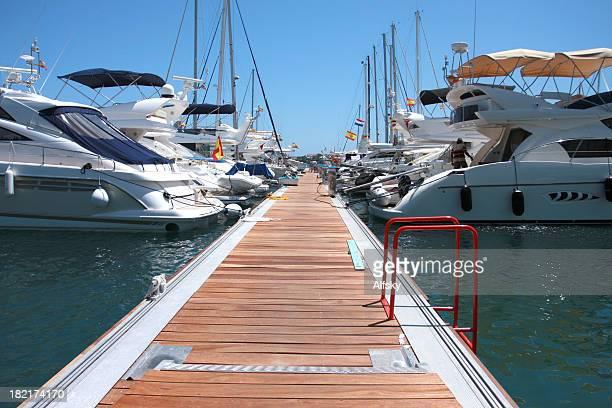 Boot marina