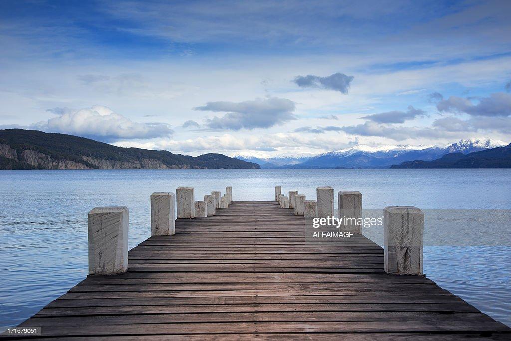 Dock : Stock Photo