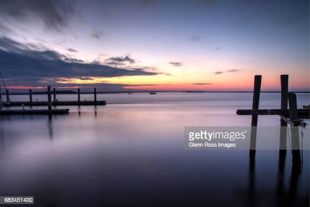 Dock Remains Amelia Island Florida