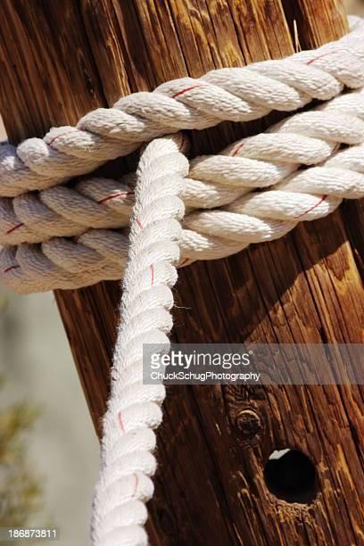 Dock Rope Bollard Post