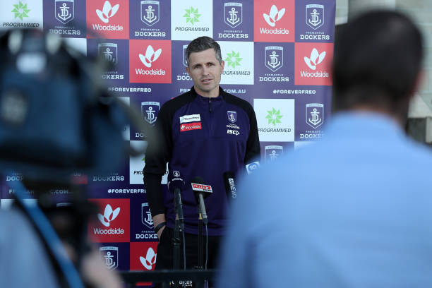 AUS: Fremantle Dockers Media Session