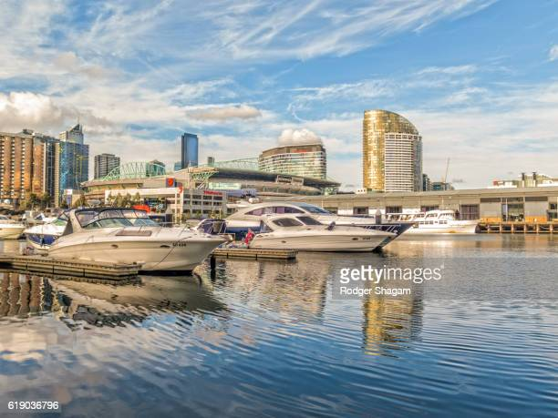 Dockland Marina, melbourne