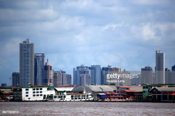 Docks Alongside Belem Edge