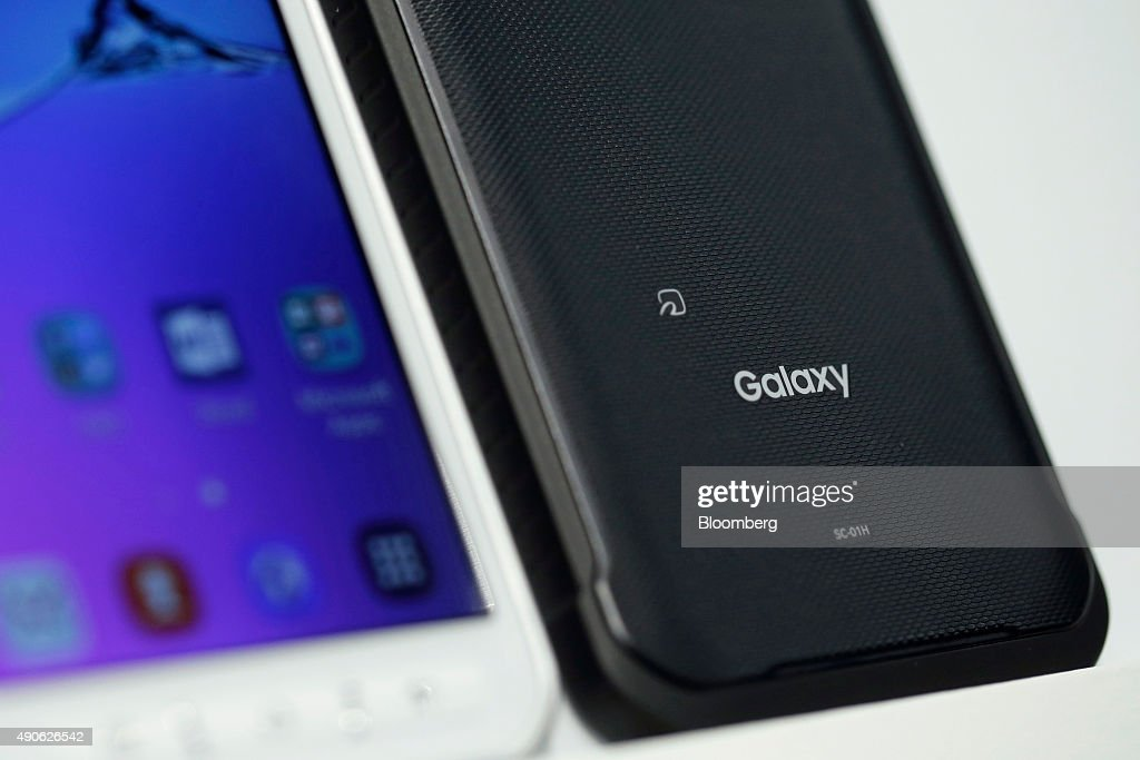 NTT Docomo Inc 's Galaxy Active neo smartphones manufactured by