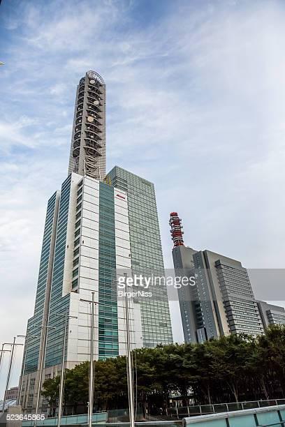 NTT DoCoMo Saitama building, Japan