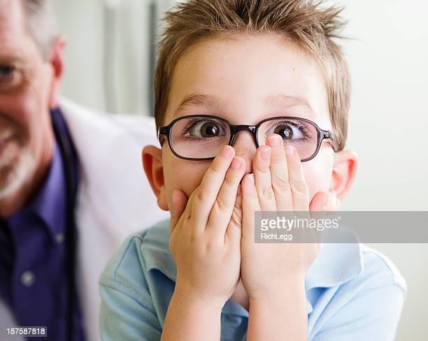 担当医師が患者とお子様