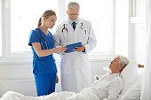 medicine age health care people concept