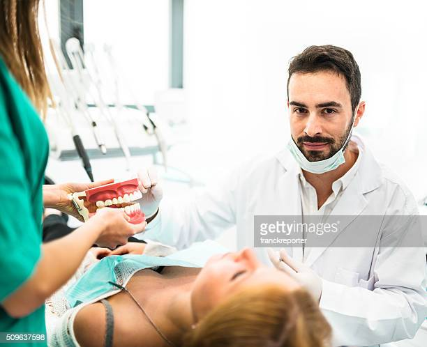 doctor and the assistant during a surgery