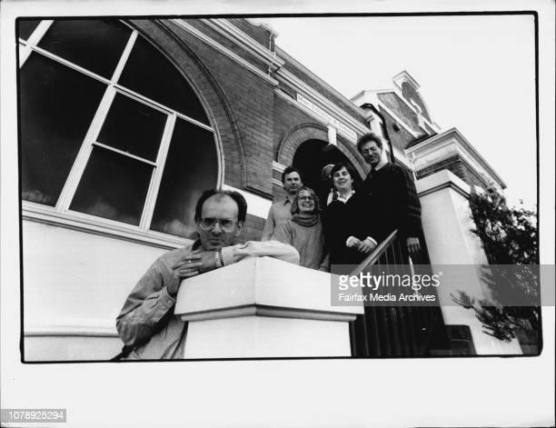 Doctor at Balmain Hospital Eric Asher Glynis Johns Lorna Soctt Nickgoodman K Kathir Ivgr Zetler June 3 1994