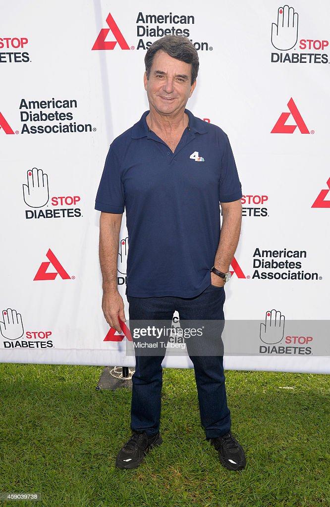 American Diabetes Association Los Angeles Step Out Walk : News Photo
