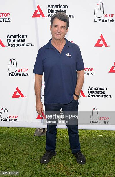 Doctor Bruce Hensel attends American Diabetes Association Los Angeles' Step Out Walk at Griffith Park on November 15 2014 in Los Angeles California