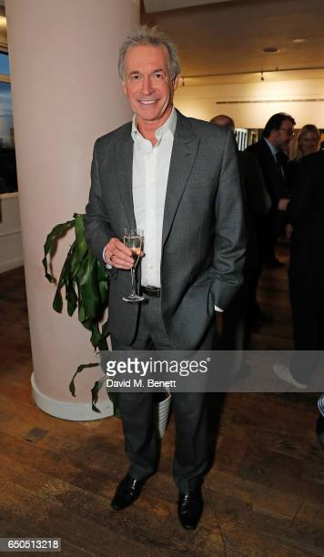 "Doctor Hilary Jones attends the launch of Kate Garraway's new book ""The Joy Of Big Knickers "" at Waterstones, Piccadilly, on March 9, 2017 in London,..."