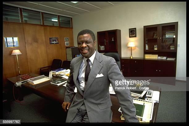 Doctor James OCJonah president of the INEC