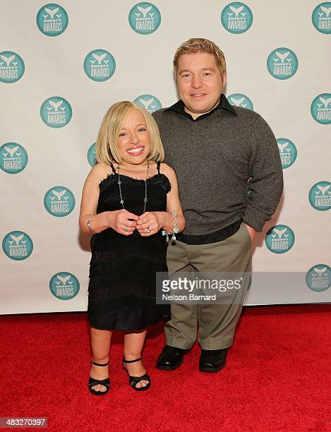 Doctor Jennifer Arnold and Bill Klein attend the 6th Annual Shorty Awards on April 7 2014 in New York City